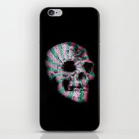 Skull. iPhone & iPod Skin