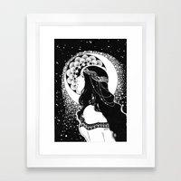 Arwen Framed Art Print