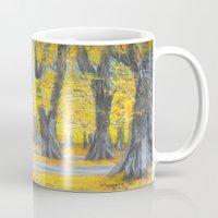 Golden park Mug