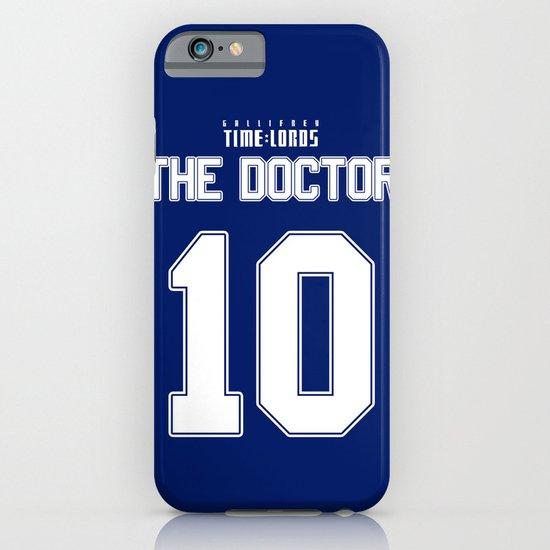Team Tennant iPhone & iPod Case