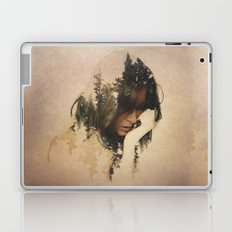 Lost In Thought Laptop & iPad Skin