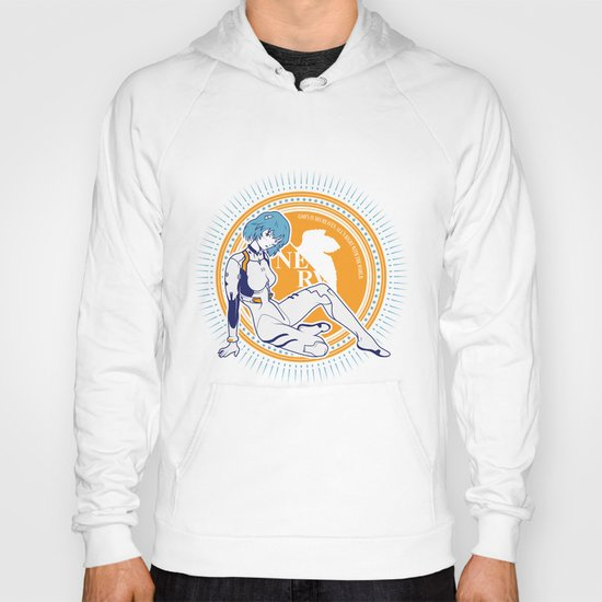 Nerv: Join Now! - Gold Edition Hoody