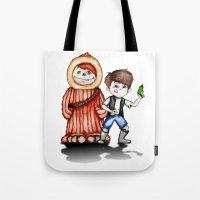 Cosplay Kids; Space Kids… Tote Bag