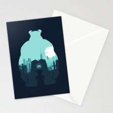 Welcome To Monsters, Inc. Stationery Cards