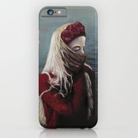 iPhone & iPod Case featuring Girl #1 by Nuez Rubí