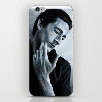 Adrien iPhone & iPod Skin