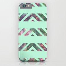 tribal florals iPhone 6s Slim Case