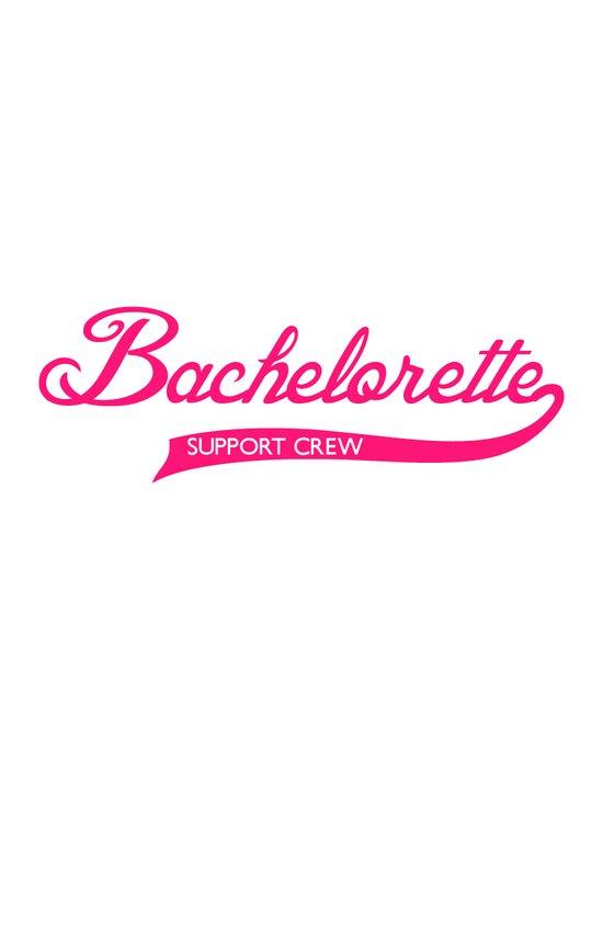 Bachelorette Art Print