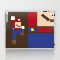 Let's Go Minimal! Laptop & iPad Skin