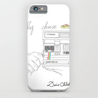 iPhone & iPod Case featuring Say Cheese by Dario Olibet
