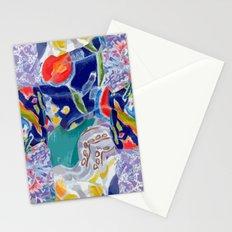 FABRICS 2 Stationery Cards