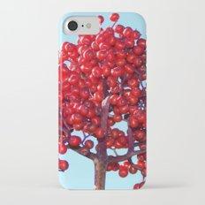 Rowan Berries iPhone 7 Slim Case
