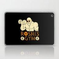 Roshi's Gym Laptop & iPad Skin
