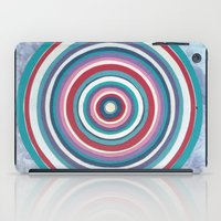 Warm Ice iPad Case