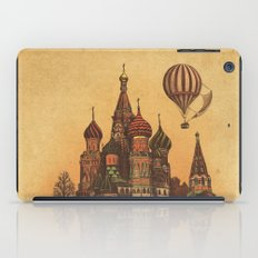 Moving to Moscow iPad Case