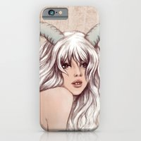 iPhone & iPod Case featuring Aries by Vivian Lau