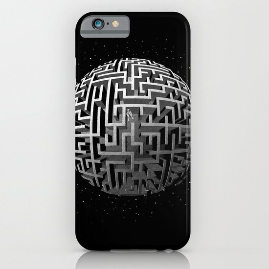 Lost in Space iPhone & iPod Case