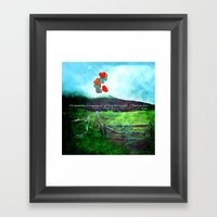 There Is A Field... I'll… Framed Art Print
