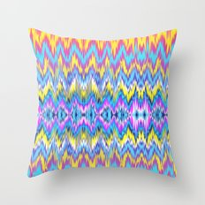 ethnic patterned Phone case Throw Pillow