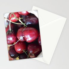 The cherry on top Stationery Cards