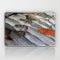 Freshwater Perch For Sal… Laptop & iPad Skin