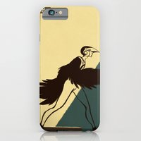 iPhone & iPod Case featuring Flying Boy by Kivapo