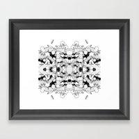 Rings 2 Framed Art Print