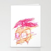 Boneshuck Stationery Cards