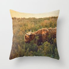 Beast of the southern wild Throw Pillow