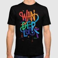 T-shirt featuring Wanderlust by Wharton