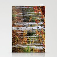Acadia Fall Color Stationery Cards