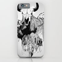 I Kill You iPhone 6 Slim Case