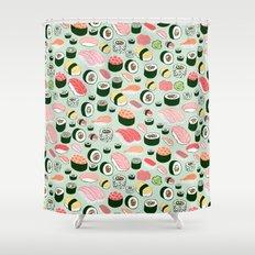 Sushi Love Shower Curtain