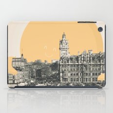 A Hug for Edinburgh iPad Case