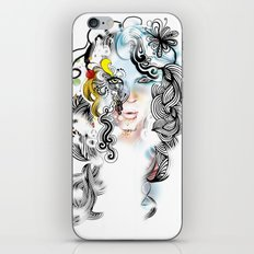 lined iPhone & iPod Skin