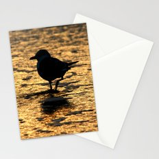 Beach Bird Stationery Cards