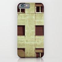 Windows with man iPhone 6 Slim Case