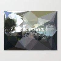 Landscape N. 4 Canvas Print