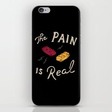 Real Pain iPhone & iPod Skin