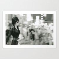 Elvira Art Print