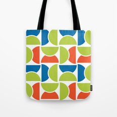 Lime Squeeze Tote Bag