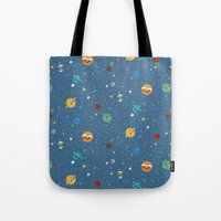 Out Of This World Cuteness Tote Bag