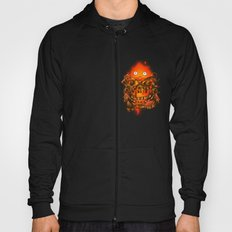 Pocket Calcifer Hoody