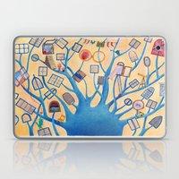 Les fenêtres magiques Laptop & iPad Skin