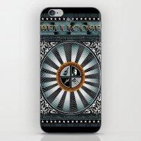 BELLICOSE iPhone & iPod Skin