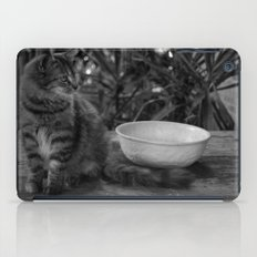 Feral Cat iPad Case