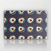 Linzer Cookies Laptop & iPad Skin