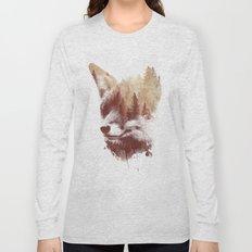 Blind fox Long Sleeve T-shirt