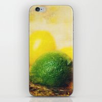 All puckered up ! iPhone & iPod Skin