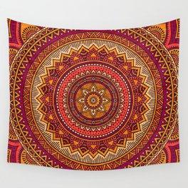 Wall Tapestry - Hippie mandala 33 - Mantra Mandala